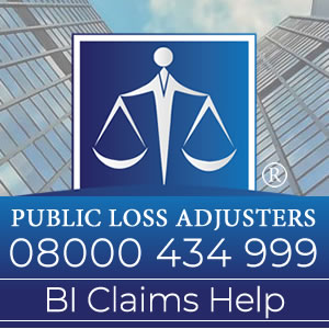 Help with business interuption insurance claims