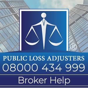 Public Loss Adjusters work with Brokers to ensure their clients receive a full and fair settlement