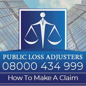 How to make a insurance claim on a property