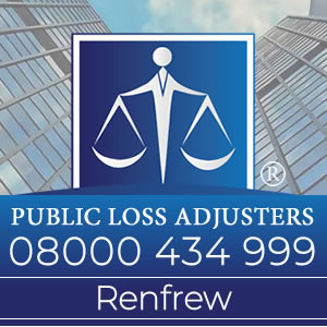 Public Loss Adjusters Renfrew