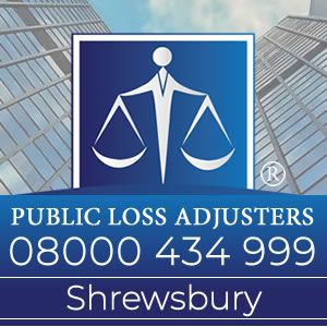 Public Loss Adjusters Shrewsbury